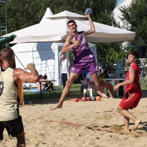 Čakovec Open 2014 (5.-6.7.2014.) / Foto: Beach Handball Croatia (Facebook)