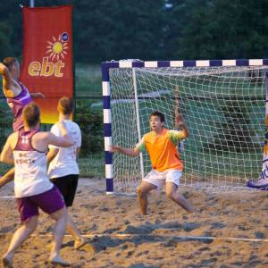 Ivanić Grad Open (15.-16.6.2014.) / Foto: Beach Handball Croatia (Facebook)