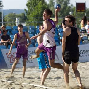 Zagreb Open 2014 (6.-8.6.2014.) / Foto: Beach Handball Croatia (Facebook)