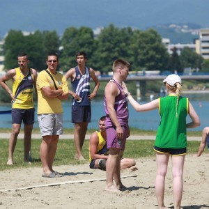 Zagreb Open 2015 (5.-7.6.2015.) / Foto: Beach Handball Croatia
